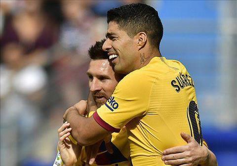 Barca Messi vs Suarez