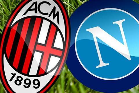 AC Milan vs Napoli 0h00 ngày 2411 Serie A 201920 hình ảnh