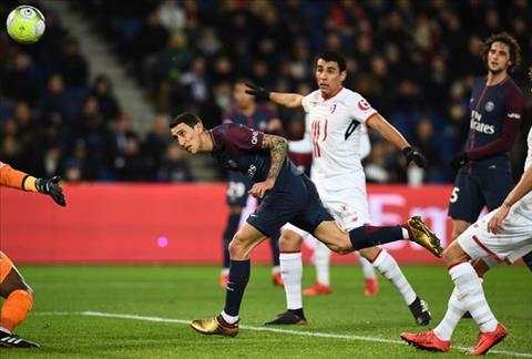 PSG 2-0 Lille Icardi lại thắng Cavani hình ảnh 2