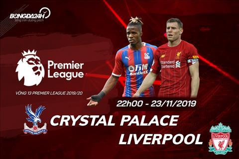 Nhận định Crystal Palace vs Liverpool (22h00 ngày 2311) Bắn hạ Đại bàng hình ảnh 2