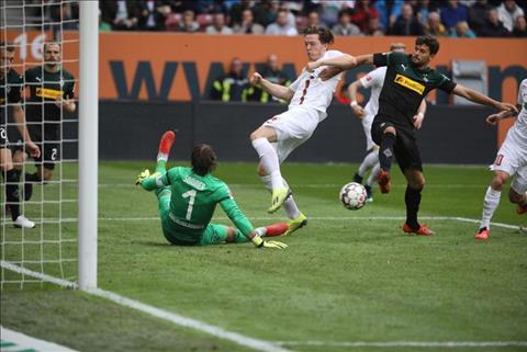Union Berlin vs Gladbach 21h30 ngày 2311 Bundesliga 201920 hình ảnh