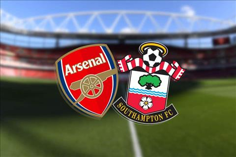 Arsenal vs Southampton vong 13 Ngoai hang Anh 2019/20