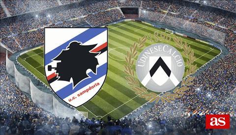 Sampdoria vs Udinese 0h00 ngày 2511 Serie A 201920 hình ảnh