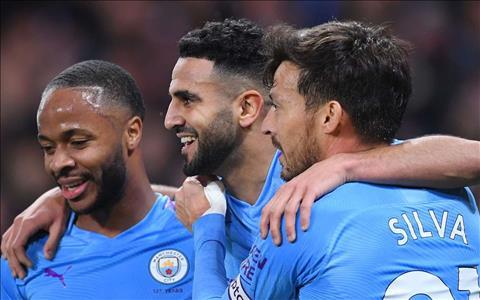 Thống kê Man City vs Chelsea - Vòng 13 Ngoại hạng Anh 201920 hình ảnh