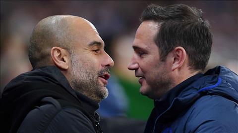 Man City 2-1 Chelsea Guardiola tỉnh bơ khi bị Lampard lu mờ hình ảnh