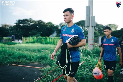 U22 Thái Lan chê điều kiện Sea Games 30 hình ảnh
