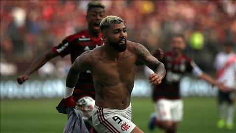 Flamengo vô địch Copa Libertadores, gặp Liverpool ở cúp thế giới hình ảnh