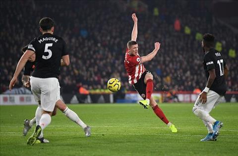 Những điểm nhấn sau trận đấu Sheffield United 3-3 MU hình ảnh