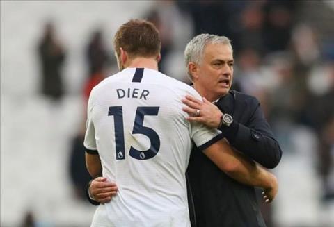 Eric Dier đánh giá cao HLV Jose Mourinho hình ảnh