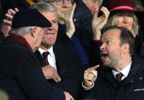 Sheffield 3-3 MU Sir Alex bị Ed Woodward quát mắng hình ảnh