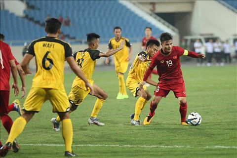 Video U22 Việt Nam vs U22 Brunei đối đầu gần đây ở Sea Games hình ảnh
