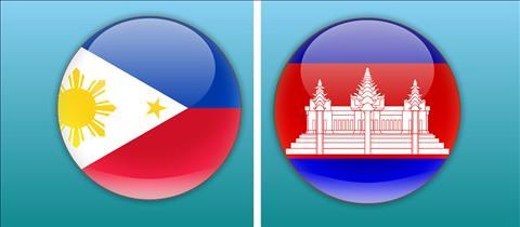 Trực tiếp bóng đá U22 Philippines vs U22 Campuchia VTV6 hình ảnh
