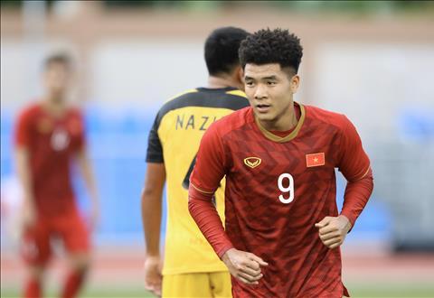 Video Hà Đức Chinh lập hattrick U22 Việt Nam 3-0 U22 Brunei hình ảnh