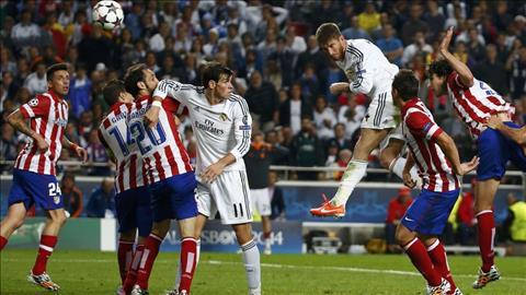 Bàn thắng của sao Real Madrid thay đổi lịch sử Champions League hình ảnh