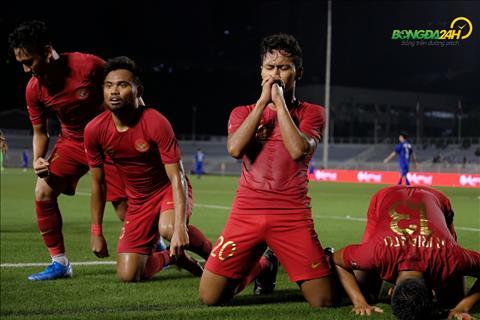 U22 Indonesia vs U22 Singapore 19h00 ngày 2811 SEA Games 30 hình ảnh