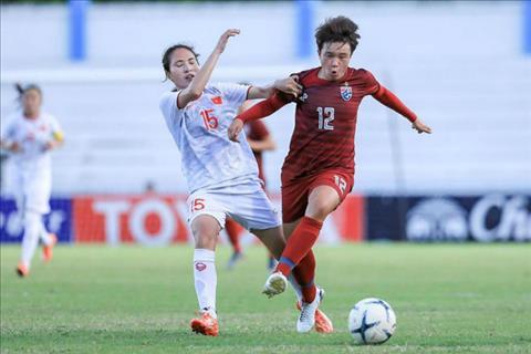Nữ Việt Nam vs Nữ Thái Lan Sea Games 30  hình ảnh