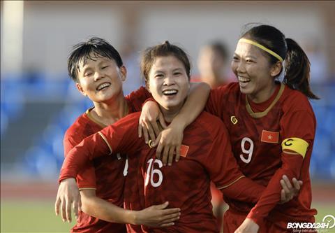 Nữ Việt Nam 1-1 Nữ Thái Lan Thầy trò HLV Mai Đức Chung hòa đáng tiếc hình ảnh 5
