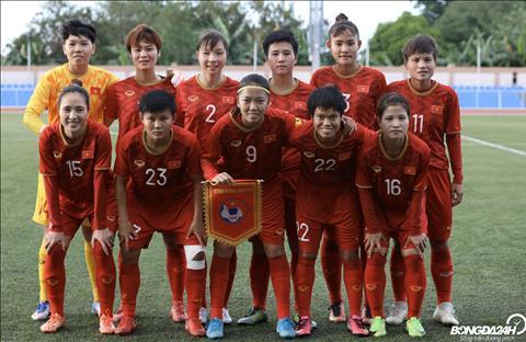 Trực tiếp bóng đá Nữ Việt Nam 1-0 Nữ Thái Lan (H2) Bảo vệ lợi thế hình ảnh 4