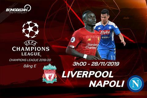 Nhận định Liverpool vs Napoli (3h ngày 2811) hình ảnh