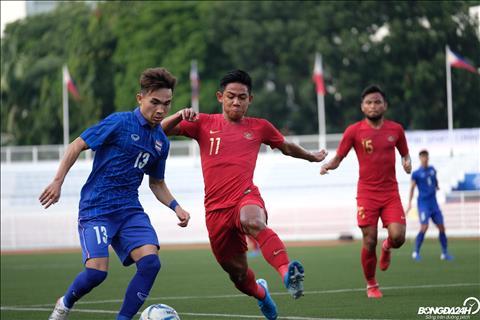 U22 Thai Lan vs U22 Indonesia