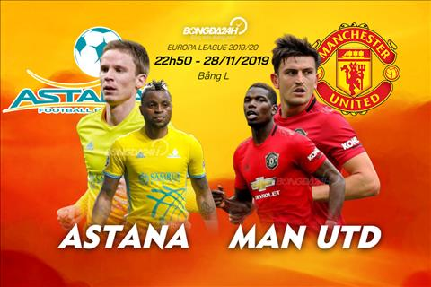 Astana vs MU