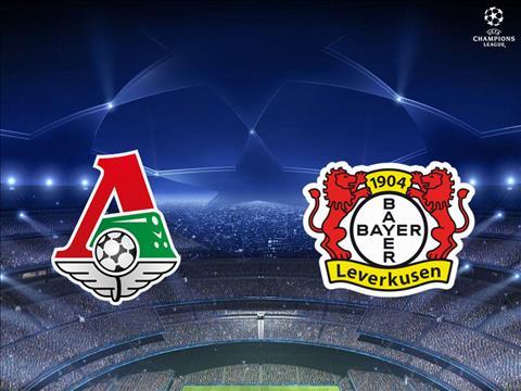 Lokomotiv Moscow vs Leverkusen 0h55 ngày 2711 Champions League 201920 hình ảnh