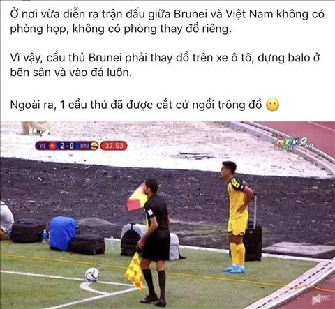 Vi tin tuc that thiet, phong vien Viet Nam bi lam kho tai SEA Games 30.