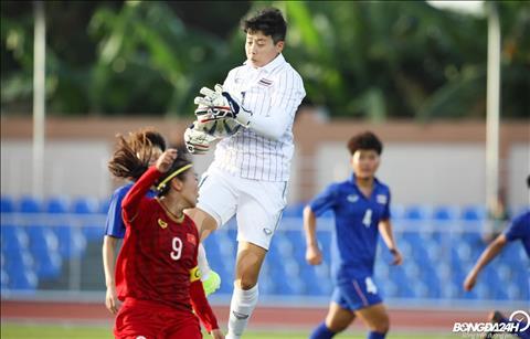Thu mon DT nu Thai Lan SEA Games 30