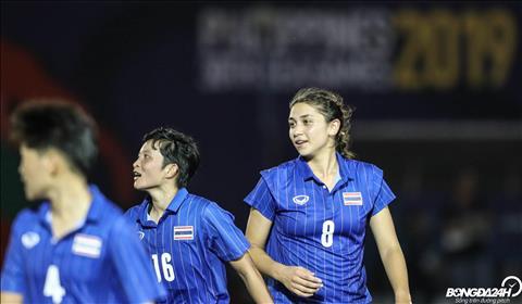 Ro rang, Miranda Mild la cai ten dang chu y bac nhat cua DT nu Thai Lan thoi diem hien tai.