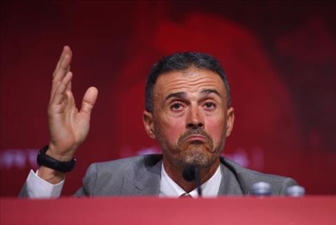 HLV Luis Enrique sa thải trợ lý đội tuyển TBN vì bị phản bội hình ảnh