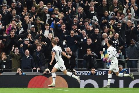Kết quả Tottenham vs Olympiacos - Vòng bảng Champions League  hình ảnh