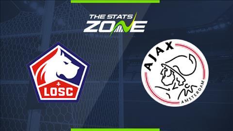 Lille vs Ajax 3h00 ngày 2811 Champions League 201920 hình ảnh