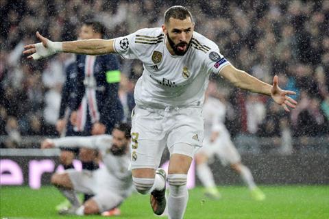Real Madrid 2-2 PSG Màn phục hận bất thành hình ảnh 2