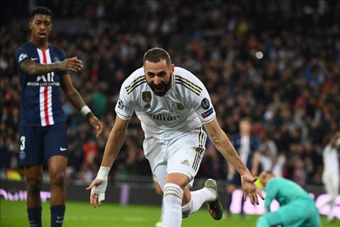 Real Madrid 2-2 PSG Màn phục hận bất thành hình ảnh 6