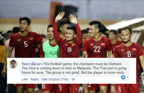 Thua Indo, CĐV Thái Lan quay sang cổ vũ U22 Việt Nam vô địch SEA Games hình ảnh 2