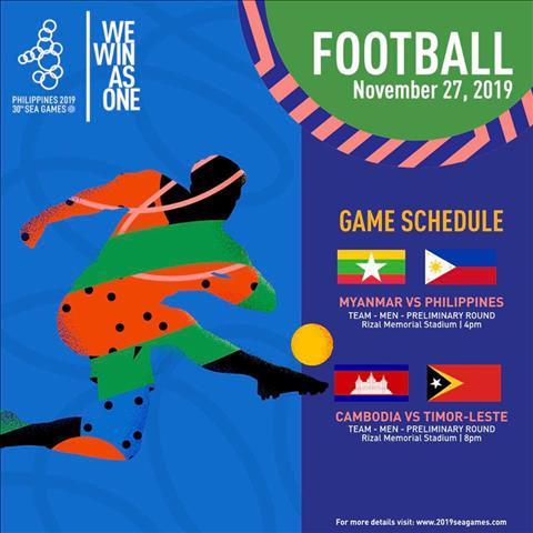Kết quả bóng đá SEA Games 30 ngày hôm nay 2711 hình ảnh
