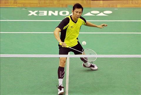 Tiến Minh không tham dự cầu lông SEA Games 30 vì chấn thương hình ảnh