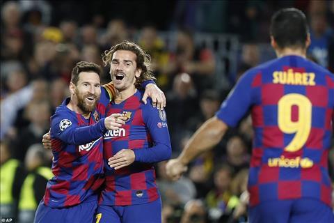 Barca 3-1 Dortmund Messi lập kỷ lục mới hình ảnh
