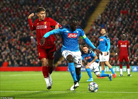 HLV Carlo Ancelotti dọa từ chức sau trận hòa Liverpool 1-1 Napoli hình ảnh