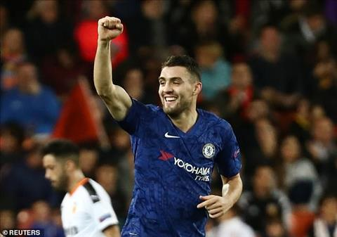 Valencia 2-2 Chelsea: Mateo Kovacic