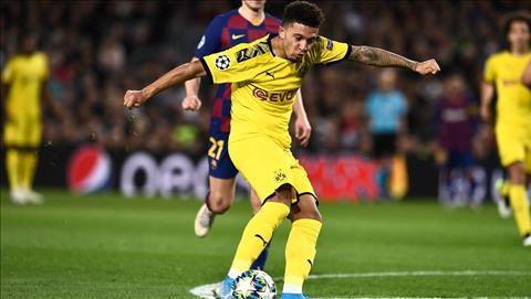 Than dong Sancho mang ve ban danh du cho Dortmund