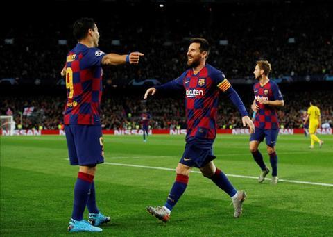 Barca 3-1 Dortmund Nguồn cảm hứng Lionel Messi đưa Blaugrana bay vào vòng 18 hình ảnh 3