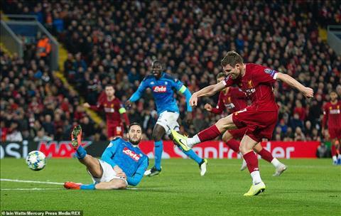 Carlo Ancelotti tiết lộ bí quyết Napoli cầm hòa Liverpool 1-1 hình ảnh