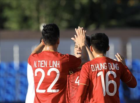 Kết quả U22 Việt Nam vs U22 Lào - KQBĐ SEA Games 30 hôm nay hình ảnh