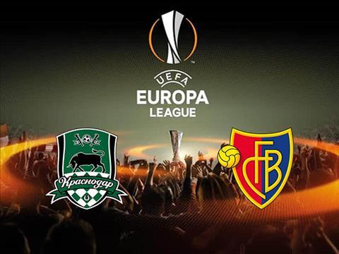 Krasnodar vs Basel 22h50 ngày 2811 Europa League 201920 hình ảnh