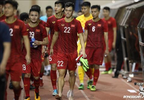 Điểm tin bóng đá tối 2811 Tiến Linh bị đau nhẹ sau trận thắng Lào hình ảnh