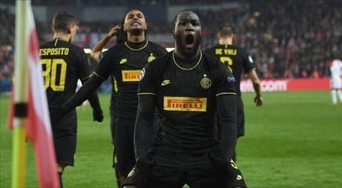 Romelu Lukaku nói về trận Slavia Praha vs Inter Milan hình ảnh