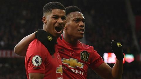 Martial và Rashford cần một bước nhảy vọt như Ronaldo hình ảnh