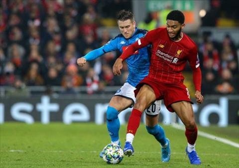 Michael Owen nói về trận Liverpool vs Napoli hình ảnh
