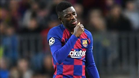 Suarez ra lệnh cho tiền đạo Dembele chấm dứt ác mộng chấn thương hình ảnh